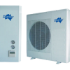 Low Temperature EVI Split Heat Pump