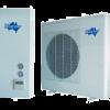 Low Temperature EVI Split Heat Pump