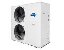 Monoblock DC Inverter Heat Pump