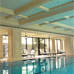 Suzhou Jinji Lake  State Guest Hotel indoor swimming pool, Jiangsu province
