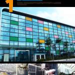 Universiade Shenzhen Complex in Pingshan district Shenzhen