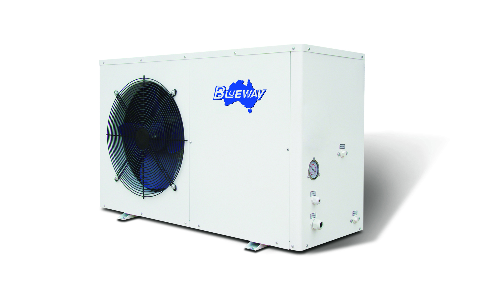 Air Cooled Water Chiller For Tropical Area In Middle East