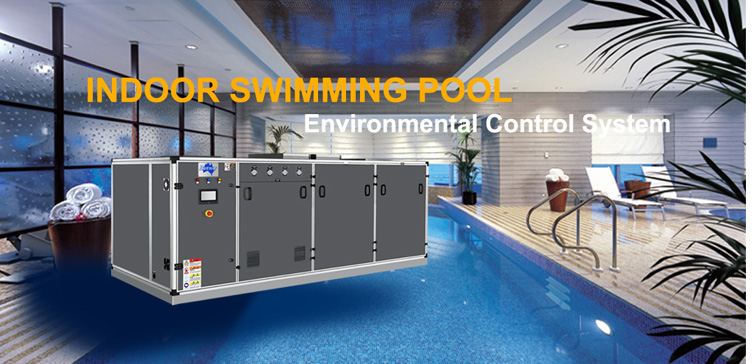 Indoor pool environmental control system