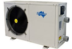 Swimming pool heat pump4
